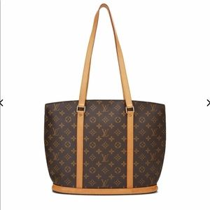 LV Babylon bag